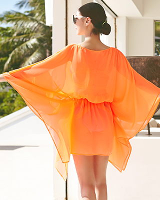Neon string top cover