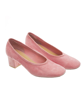 M. Marquez Suede Heel (9Color, Hans-production, highly recommended!)