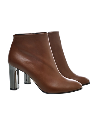 LP / 15764 metallic heel ankle boots (2Color, highly recommended Hanna)