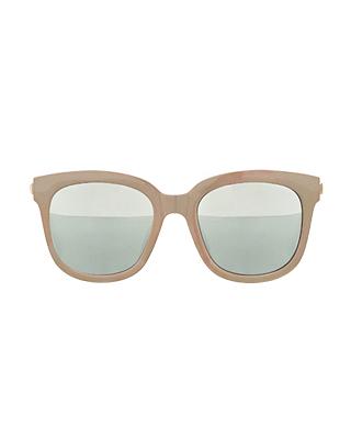 Square Mirror Sunglasses