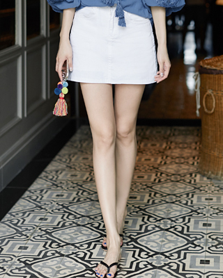 M / 669 Skirt Pants
