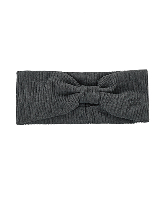 Corrugated bowknot hairband