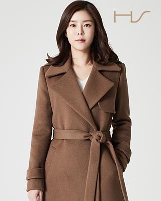 Modern Belted Coat