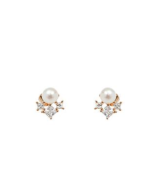 Petit pearl earring