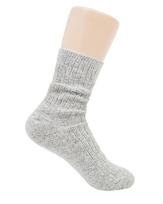 Basic Angora socks