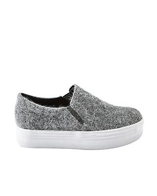 Angora Slip-on Shoes