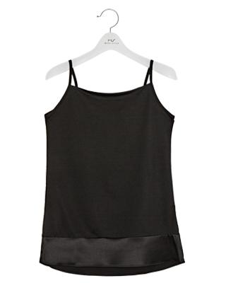 TASI / 21612 Basic Sleeveless shirts TOP