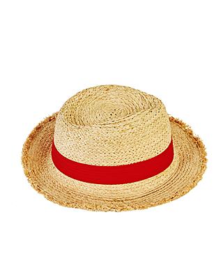 bowknot color combination Raffia Hat