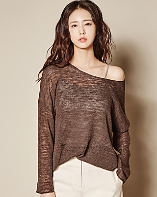 Liege and Mash Knit TEE