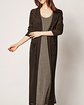 Les Cool Long Cardigan