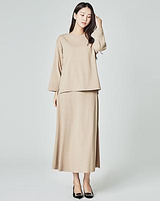 (1FOP026) Skirt Two Piece