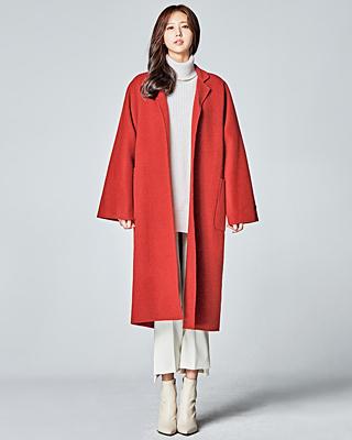 (1FCT001) Hand Made Coat