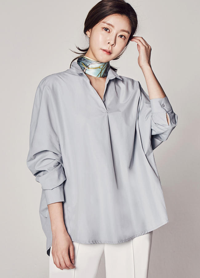 (2SBL029) Oscar Volume Shirt