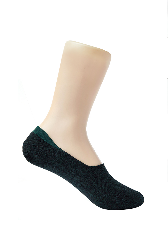 (2FAC010) Cotton Fake Socks