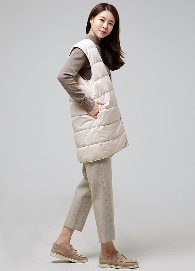 (2FVT018) Open Padding Vest