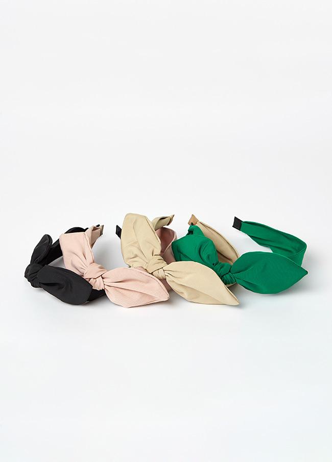 (3SAC020) 6335 bowknot hairband