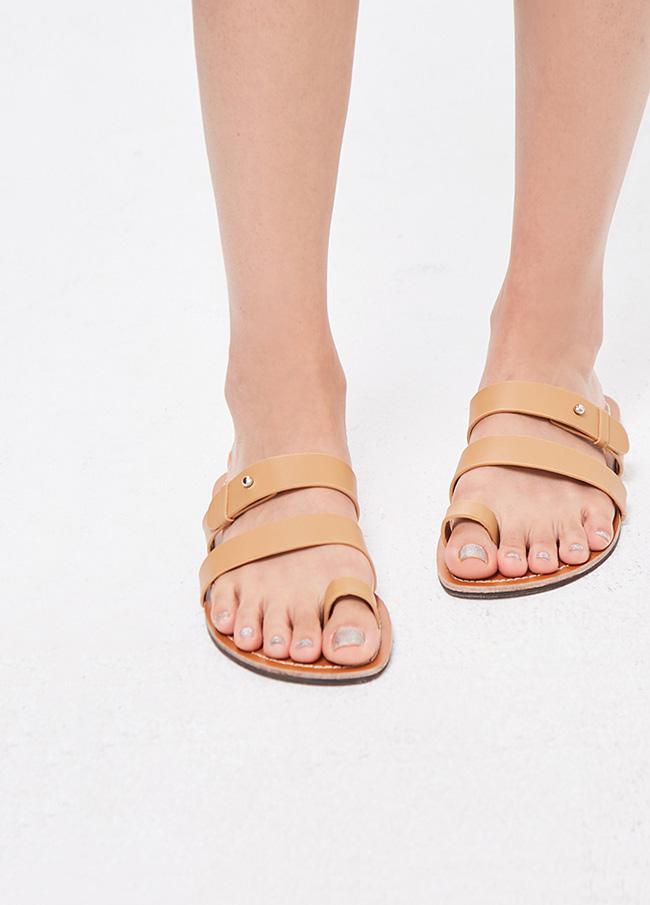 (3SSH081) 080 stitch Strap Sandals