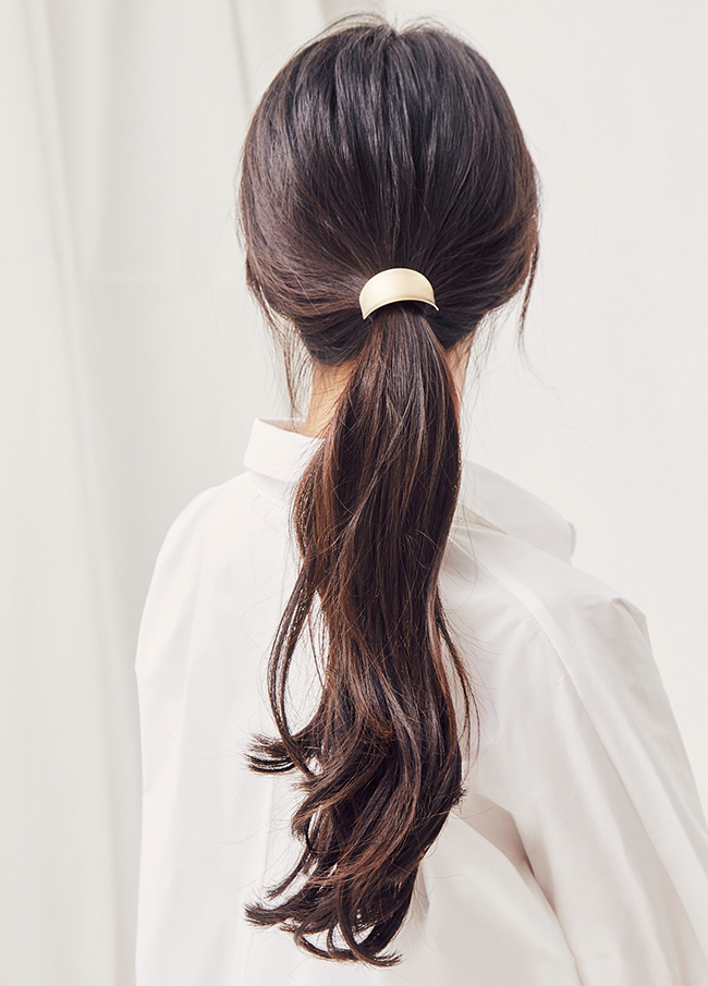 (3FAC001) metal curve braid