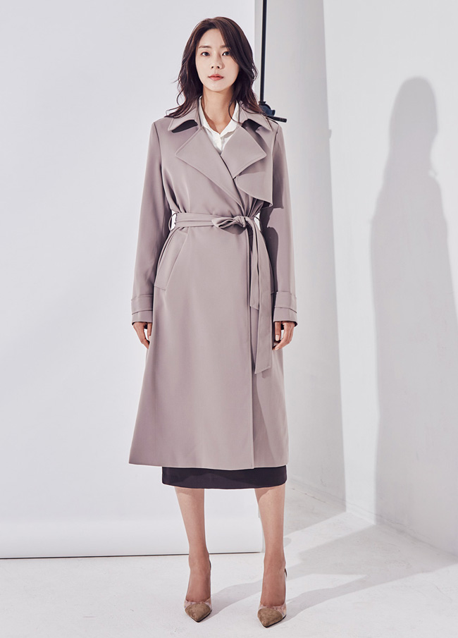 (3FBB005) Daily Formal Trench Burberry