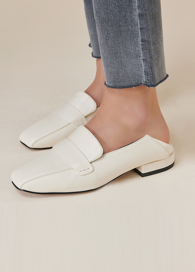 (4SSH019) 379 Square Bag key point Loafers